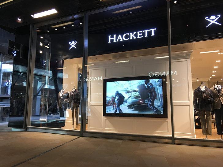 Retail - Digital Store Windows - Hacketts 1.JPG