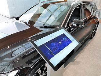 Automotive - Interactive media - Volvo 1