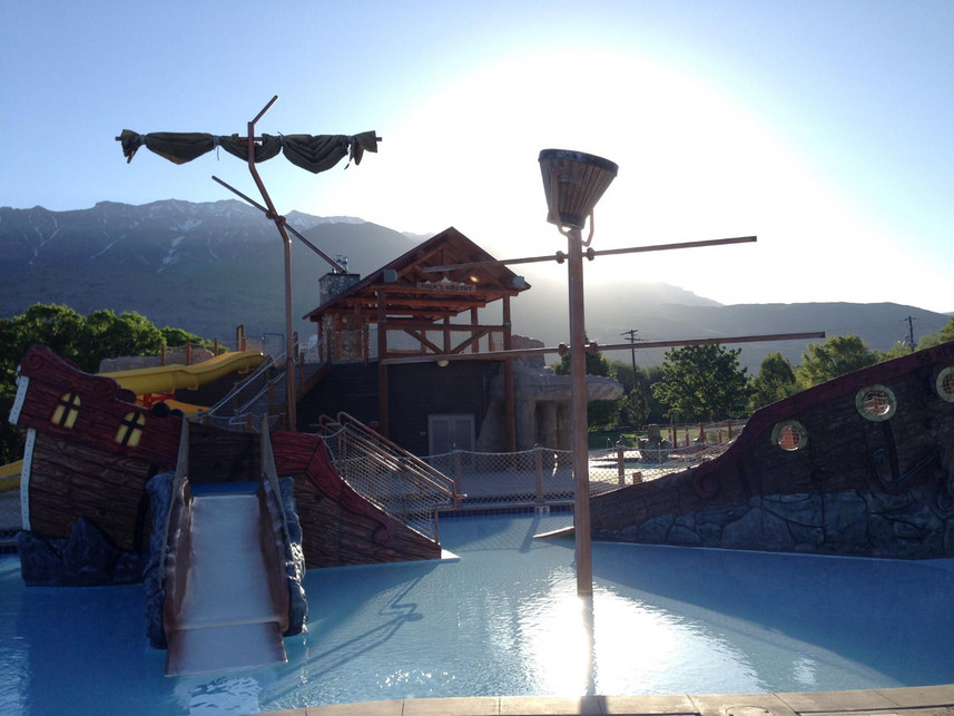 Pirate Pool