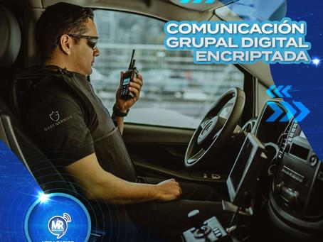 COMUNICACIÓN GRUPAL DIGITAL ENCRIPTADA