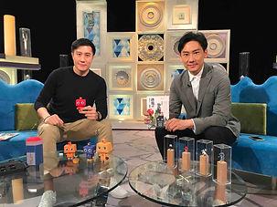 感謝TVB【今日VIP】的人物專訪邀請。Orson Li 與主持人Patrick sir 分享新推出的勵志繪本《迷失的機器人-力克》和摺紙機器人力克的創作理念。非常感激大家對繪本的支持和認同,希望充滿正能量的機器人力克能夠在更多不同的活動中與大家見面!
