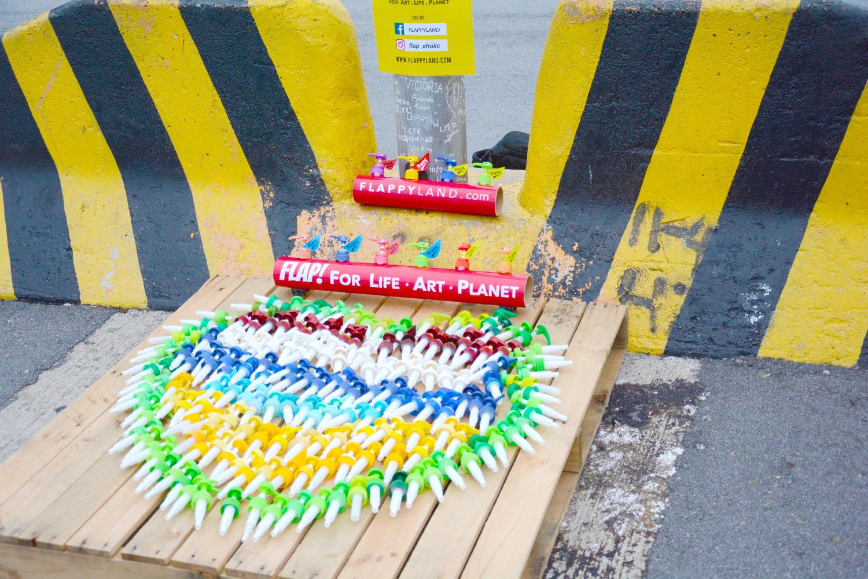 FLAPPYLAND STREET ART