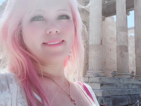 ギリシャへ導かれたストーリー