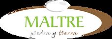 Maltre SA de CV piedra y tierra.