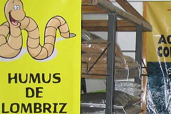 Lombrinaza, Humus de lombriz