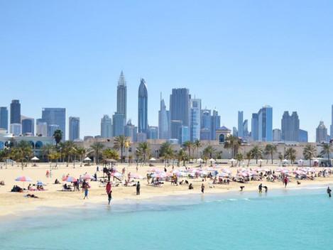 Dubai records 1.61m tourists in January 2019 - India, Saudi top source markets
