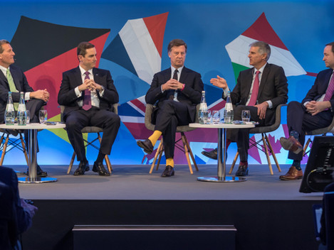Colorful CEO socks serve as metaphor for the times: IHIF