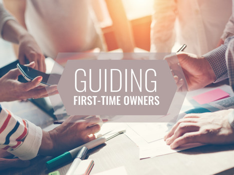 How operators, asset managers guide first-time owners