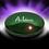 Thumbnail: Air Island зеленый (плоский футляр)