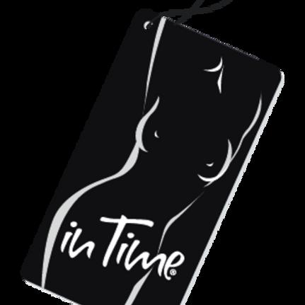 in Time 18+ Black & White