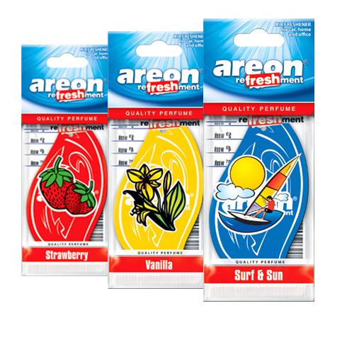 Areon Mon 1 плакат ассорти 60 шт. по 34 руб.