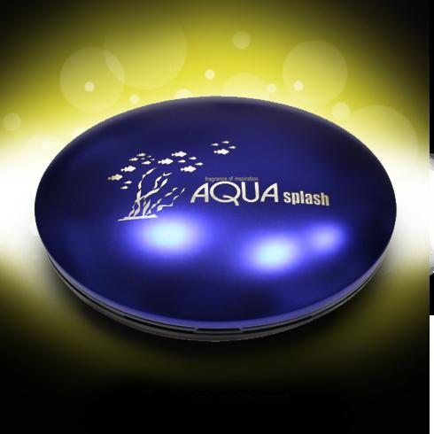 Aqua Splash (плоский футляр)