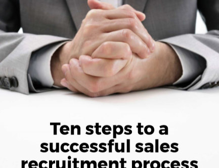 Why hiring sales people doesn't have to be so difficult.