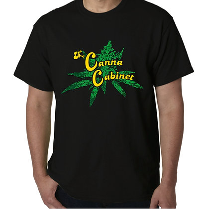 Canna Cabinet Color Tee