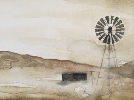 Wind Pump (for sale)