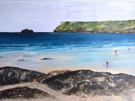 Polzeath (Cornwall) Sold