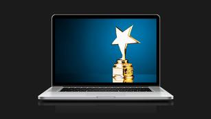 Cómo organizar un evento virtual de premiación.