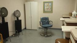 The Carrington hair salon