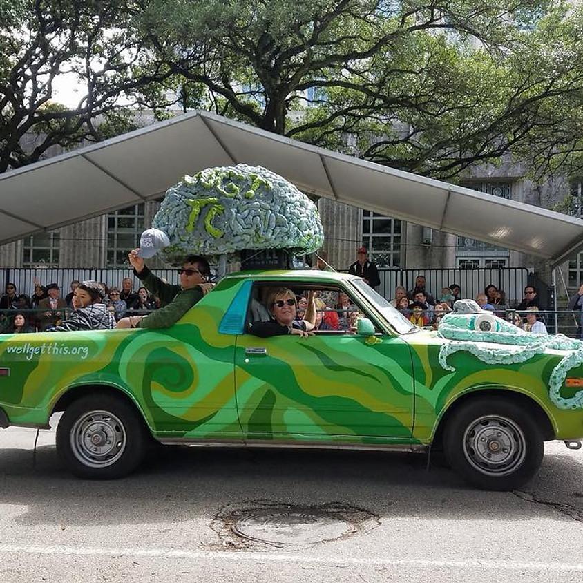 Houston Art Car Parade