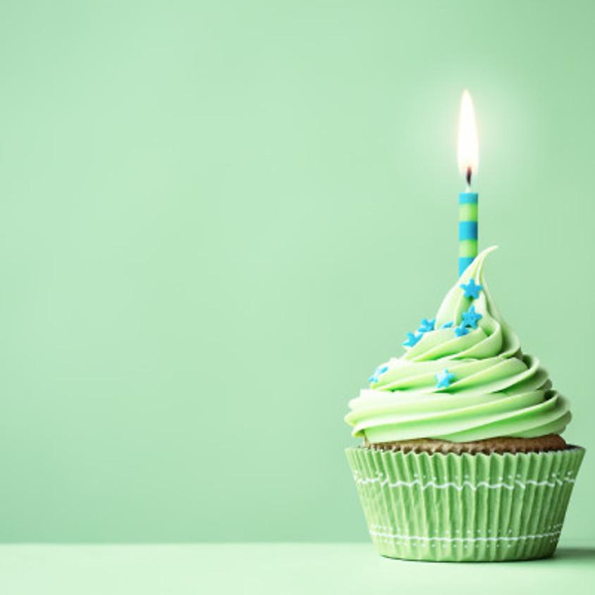 Tobin's Birthday Celebration!