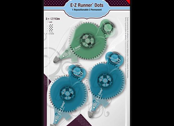 EZ Runner Dots Refill Value Pack