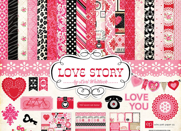 Love Story Collection Kit TM