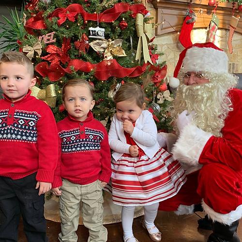 Santa Visit 2019