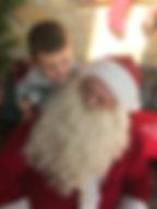 Santa, Santa Visits, Christmas, The Scrap Cabana, The Scrap Cabana Studio, Private Santa, Holiday