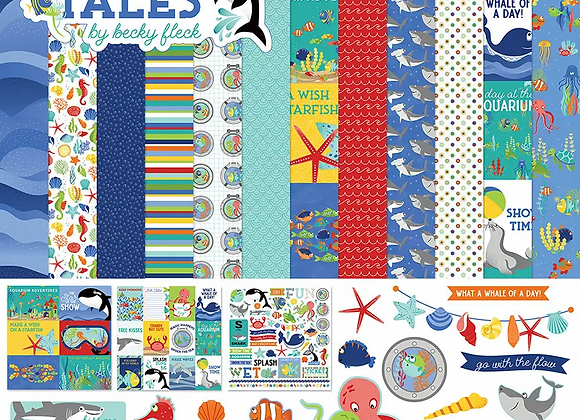 Fish Tales Collection Pack