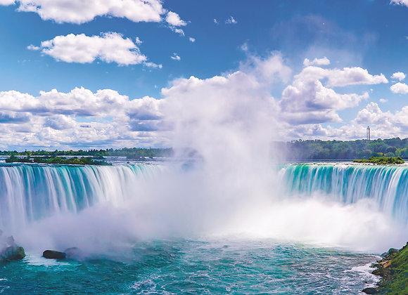 Niagara Falls 12x12 Paper