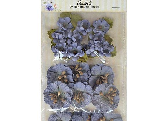 Bluebell Garden Seeds Flower Embellishment