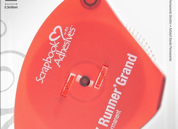 EZ Runner Grand Permanent Strips Adhesive Refill Scrapbook Adhesives