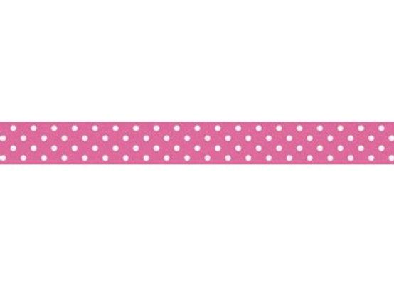 Bumblegum Swiss Dot Washi Tape