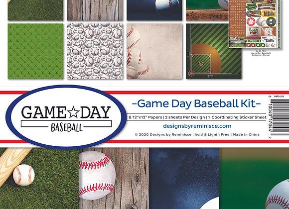 Baseball 12X12 Collection