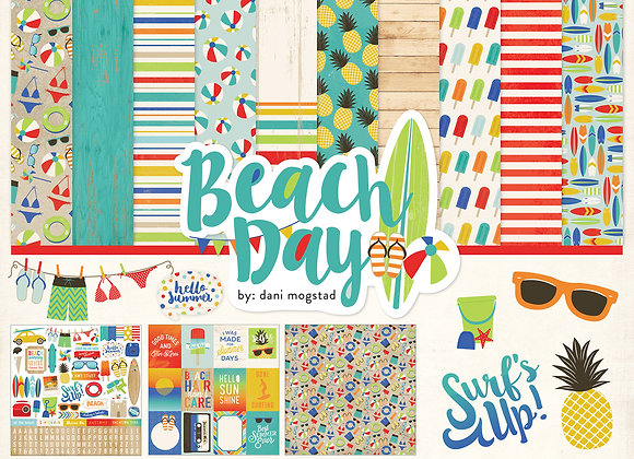 Beach Day Collection Kit TM