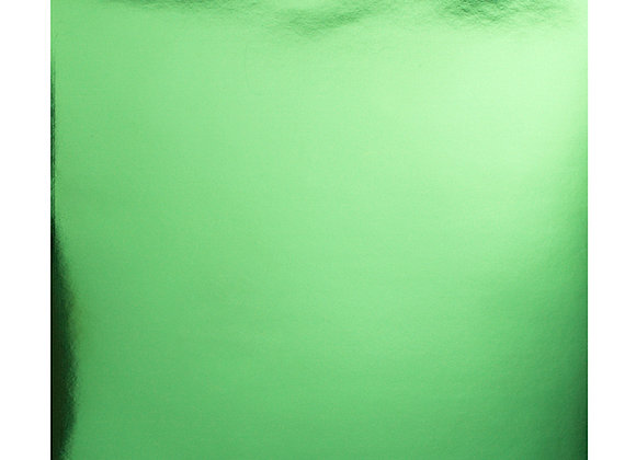 Green Foil 12X12 1 Side Bazzill Cardstock
