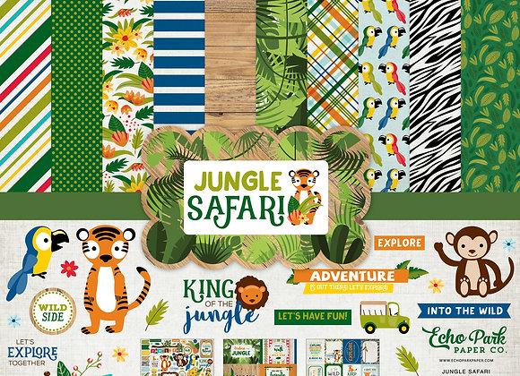 Jungle Safari Collection Kit TM