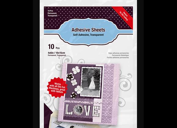 Adhesive Sheets 4X6
