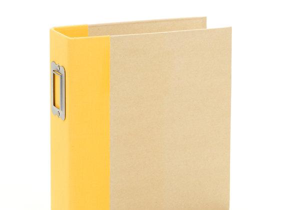 Yellow 6X8 SN@P Binder