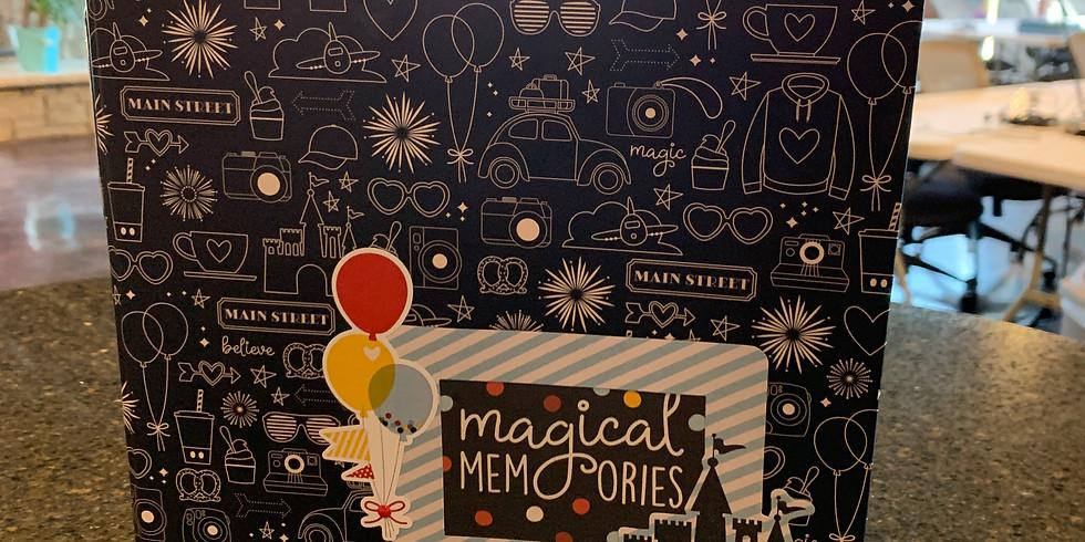 Magical Memories 6X8 - 28 Page Binder Album Class