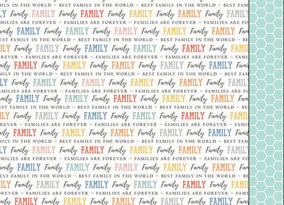 Family Family Pride 12x12