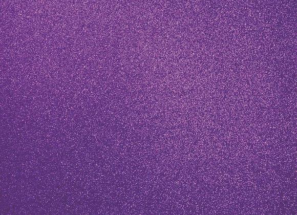 Amethyst Glitter 12x12 Cardstock