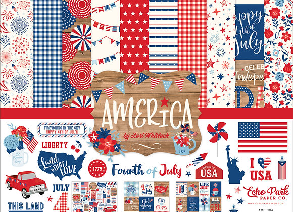 America 2020 Collection Kit