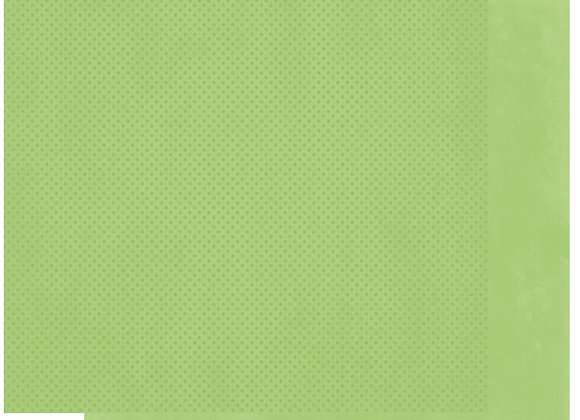Avocado Double Dots 12X12 2-Sided Cardstock Paper BoBunny