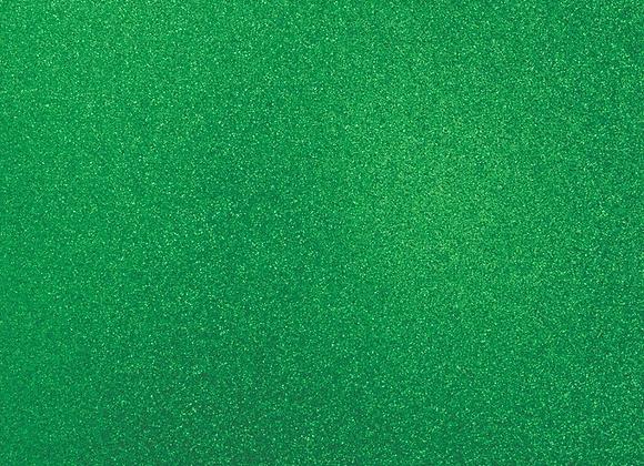 Emerald Glitter 12x12 Cardstock