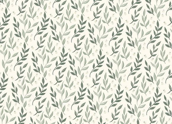 Leaves 12x12 Scrapbook Paper, Home Again