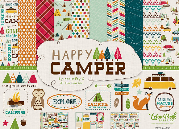 Happy Camper Collection Kit TM