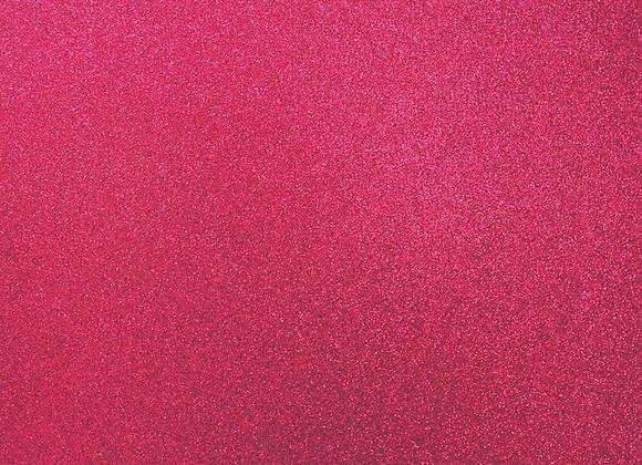 Flamingo Glitter 12x12 Cardstock