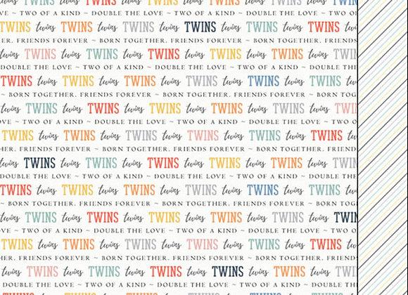 Twins Family Pride 12x12