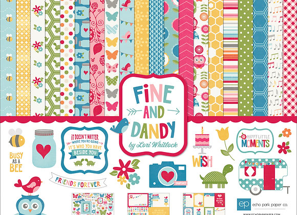Fine and Dandy Collection Kit TM